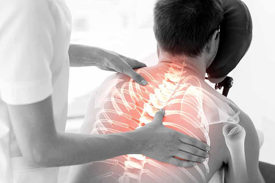 Cura e prevenzione dolore e stress Osteoclinic Brescia