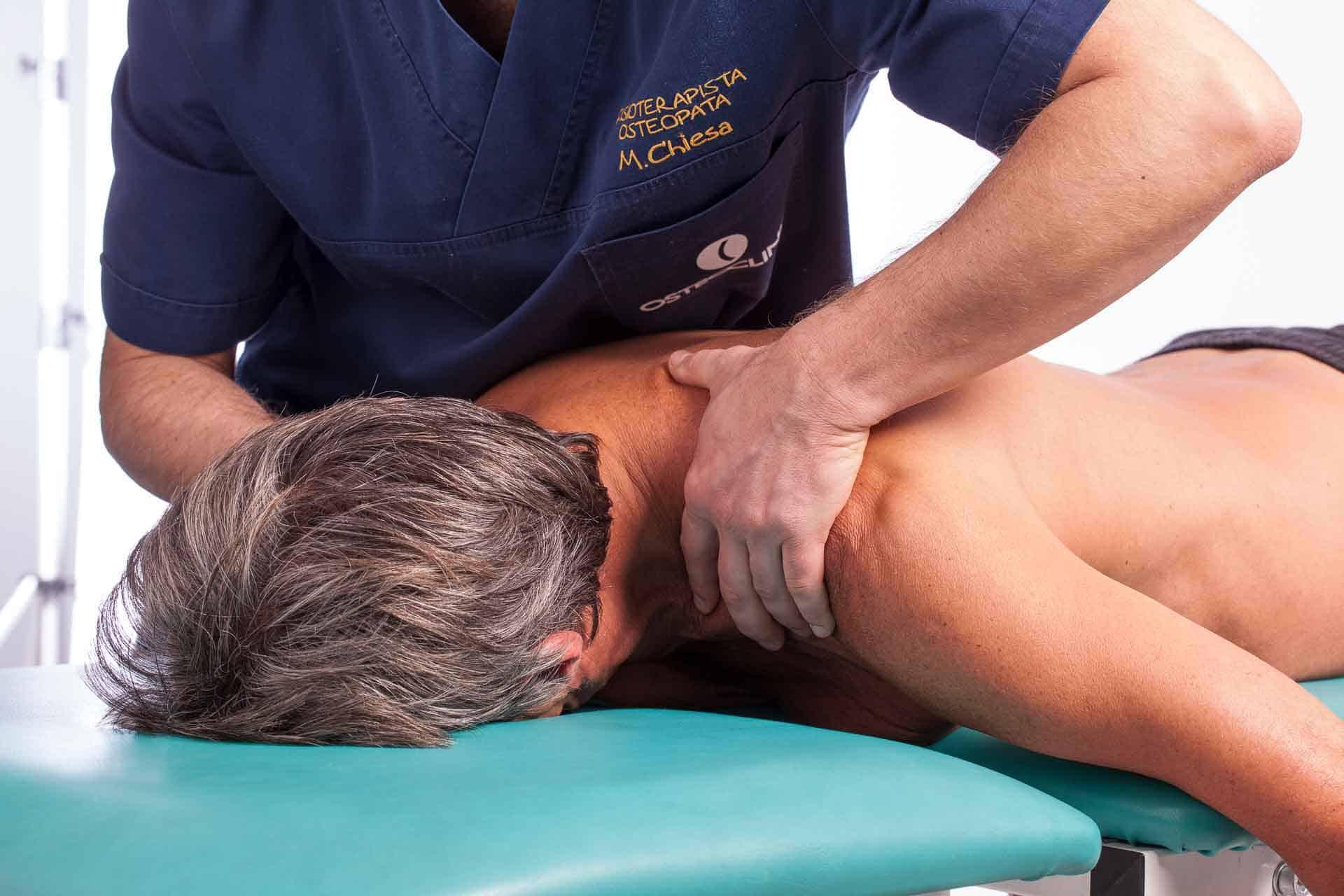 Dolore e stress: manipolazione vertebrale Brescia