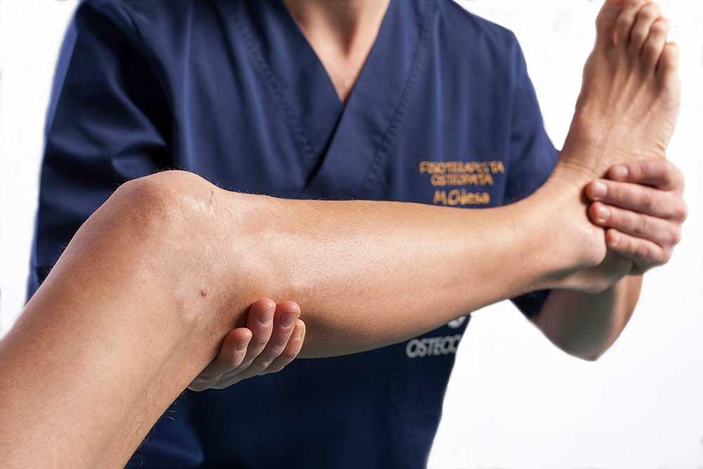 Infortuni sportivi Brescia ginocchio: riabilitazione e recupero