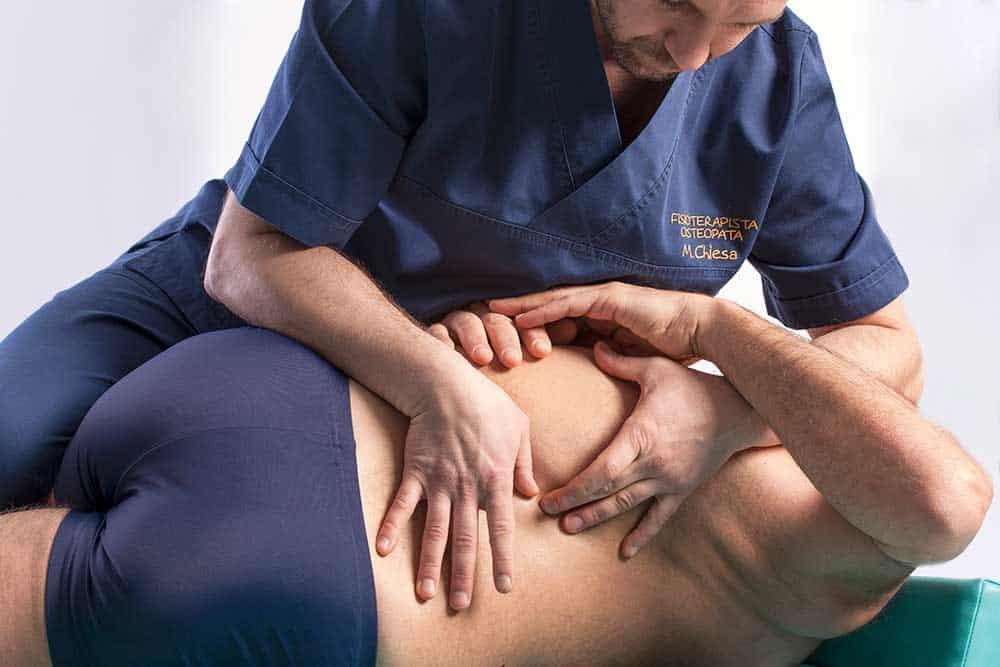 trattamento infortuni e dolori lombari negli sportivi: manipolazione vertebrale a Brescia
