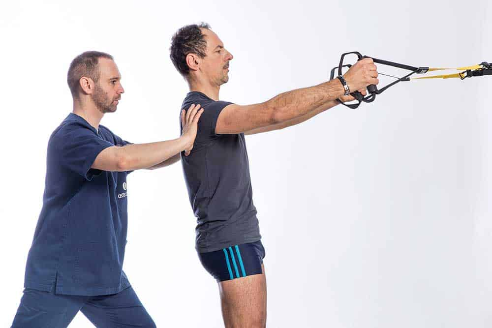 Infortuni sportivi Brescia: dolore alla spalla