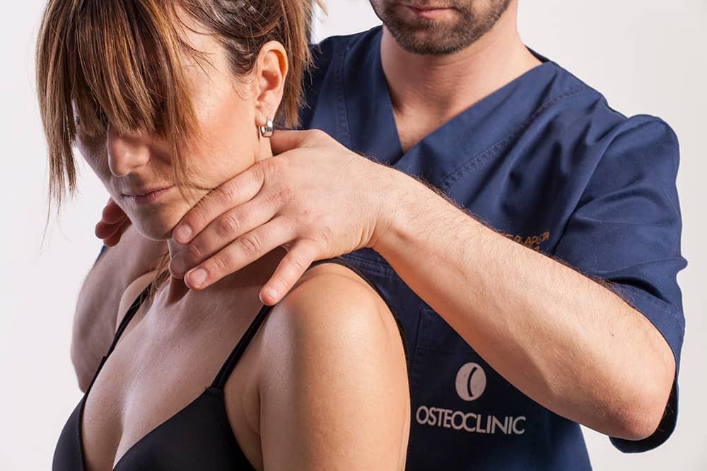 Metodo Osteoclinic: valutazione e trattamento durate la seduta