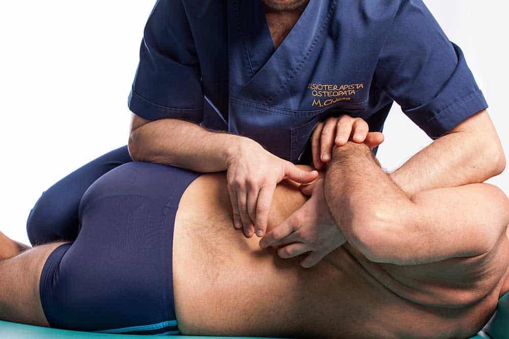 Osteopata a Brescia cura lombalgia e sciatica