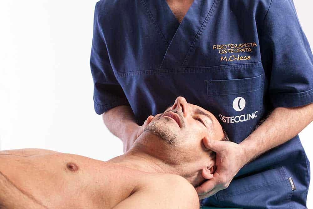 Osteopata a Brescia cura mal di collo