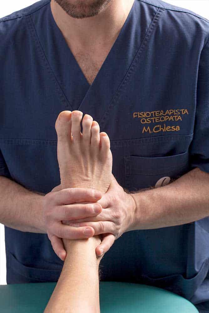 trattamento osteopatico Osteoclinic Brescia
