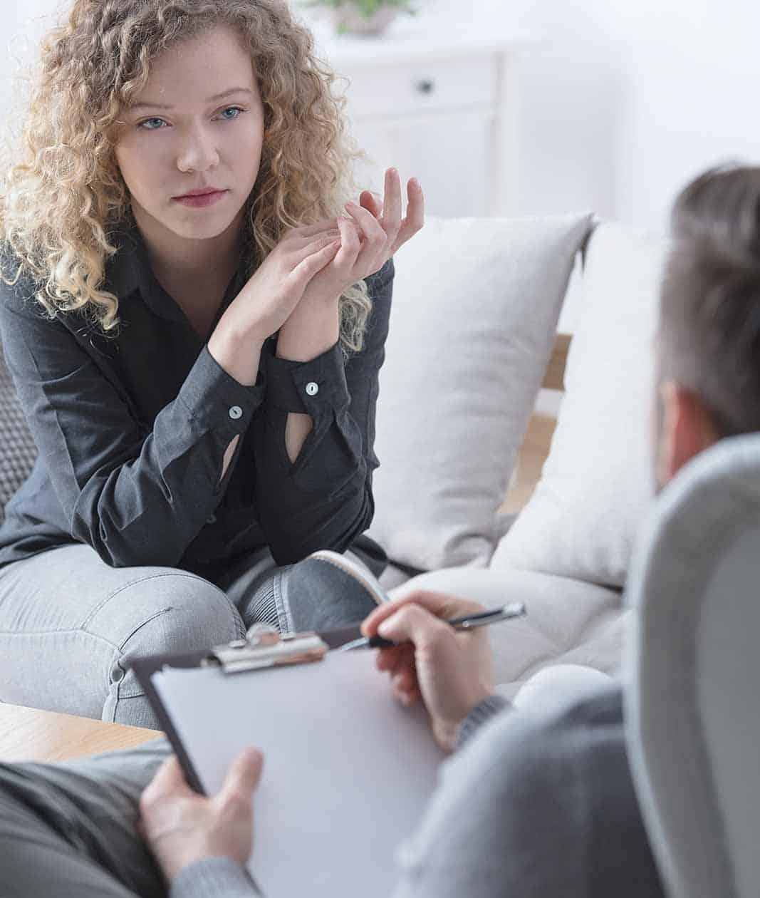 Supporto psicoterapeutico per recupero da dolore e stress metodo Osteoclinic