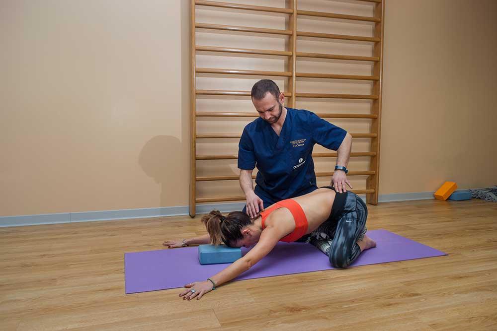 Yoga Terapeutico e Ginnastica Poturale a Brescia