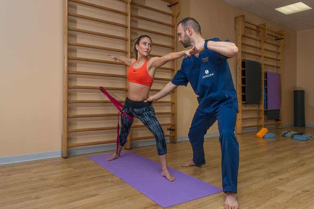Yoga terapeutico e preparazione atletica a Brescia