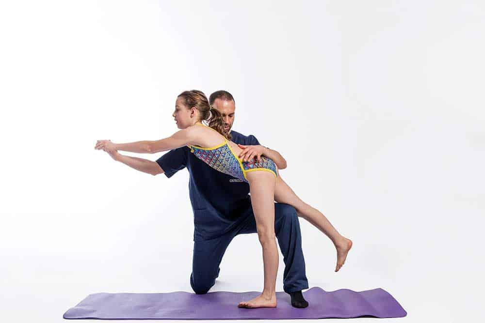 Yoga terapeutico per Danza a Brescia