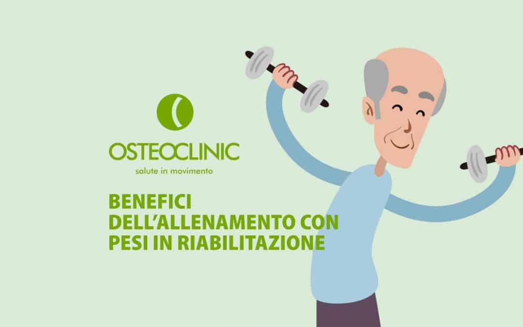 Benefici dell'allenamento con i pesi nella riabilitazione di tendiniti e dolore cronico