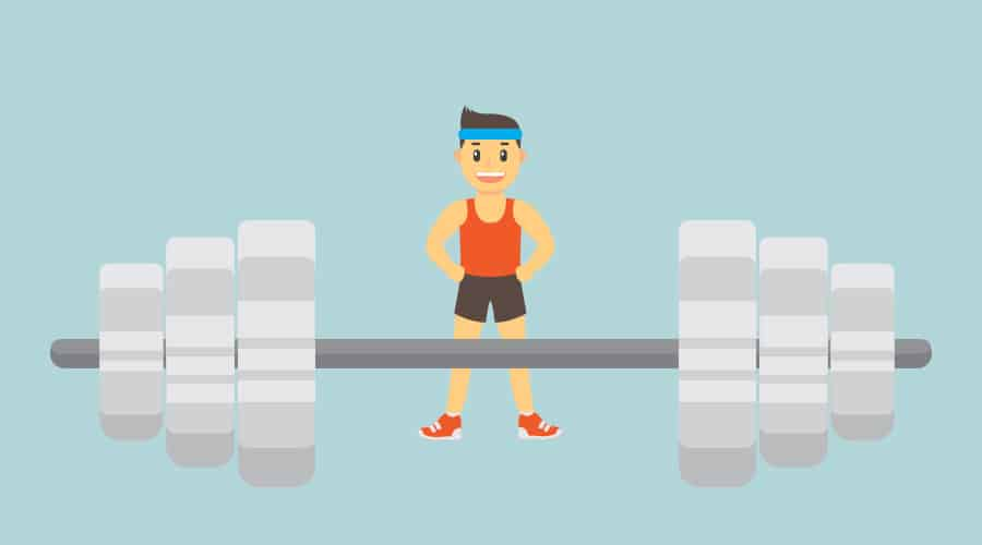 Benefici allenamento con i pesi e contro resistenza in riabilitazione