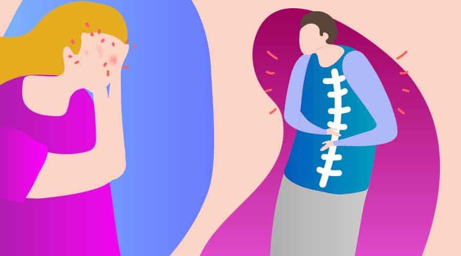 il dolore è soggettivo: cambia a seconda di molti fattori
