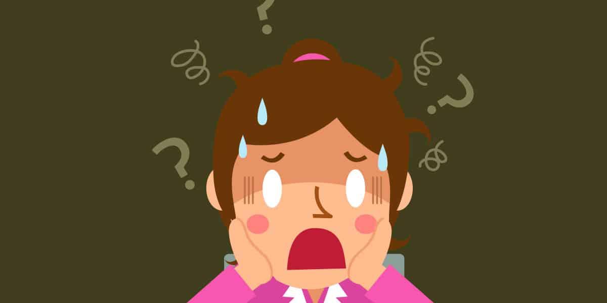 dolore, insonnia, stanchezza limitano la vita di una persona ansiosa